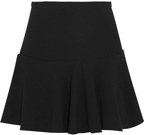 Étoile Isabel Marant Natalia flared crepe mini skirt