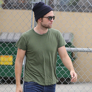Robert Pattinson Sighting in LA | Pictures