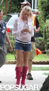 celebrityNaomi-Watts-Fake-Pregnant-Belly-Set-Pictures