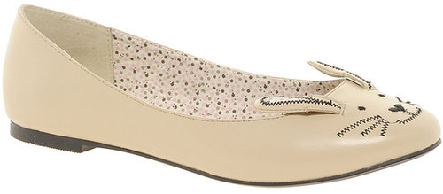 ASOS LITTLE MISS Ballet Flats