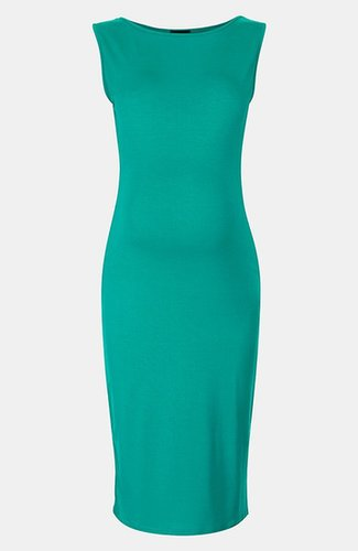 Topshop Jersey Body-Con Maternity Dress