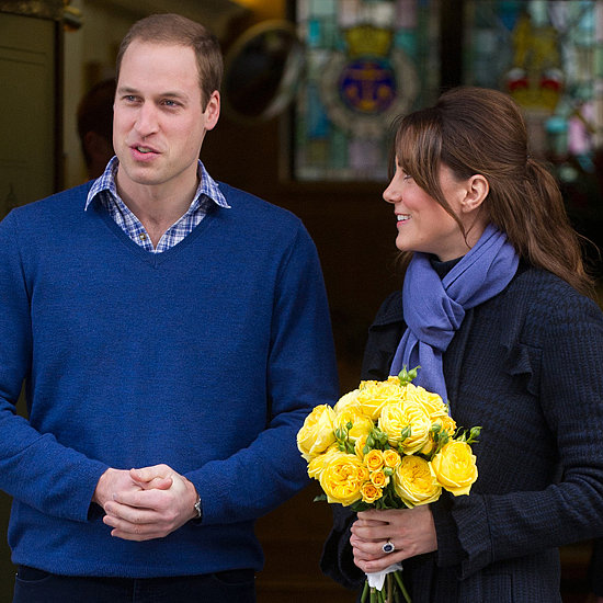 Middleton Family and Royals Preparing For Royal Baby