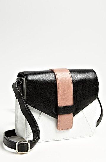Halogen 'Ella' Colorblock Crossbody Bag