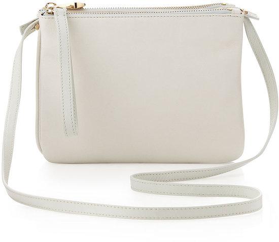 Pour la Victoire Arken Convertible Crossbody Bag, White