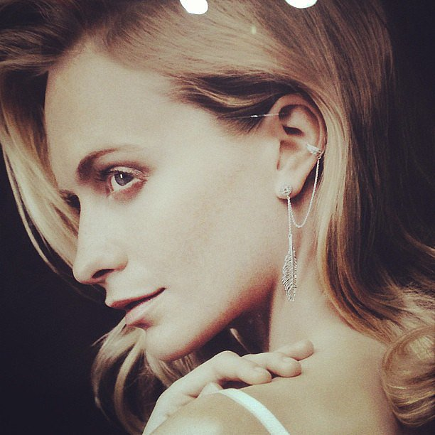 Poppy Delevingne — one of our favourite style setters — wears Thomas Sabo to perfection in this new campaign shot.
