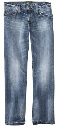 Mossimo Supply Co. Men's Straight Leg Jeans - Vintage Wash