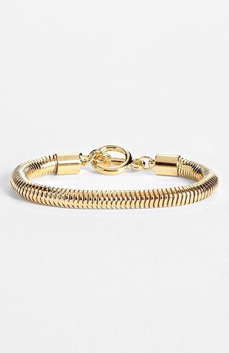 Natasha Couture 'Snake Chain' Bracelet