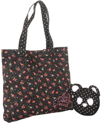 Roxy - Pinata (Black) - Bags and Luggage