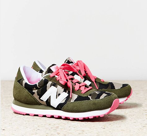 Score two trends in one with these New Balance 501 Sneakers ($65).