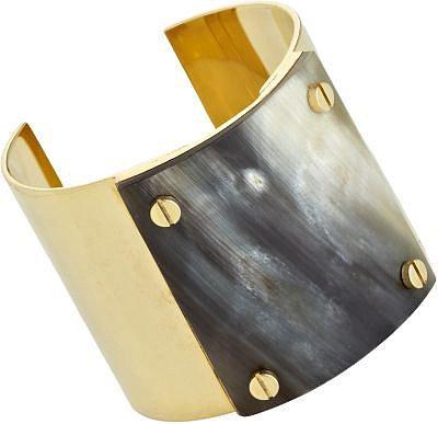 Maiyet Grey Horn 3-Piece Cuff