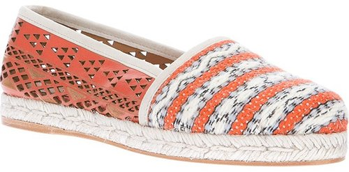 Cobra Society 'Molly' espadrille