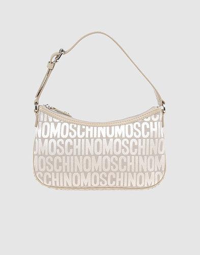 MOSCHINO Medium fabric bag