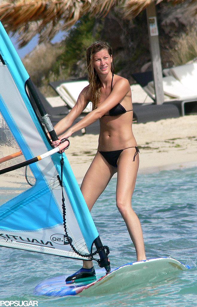 Gisele's Best Bikini Moments Through the Years