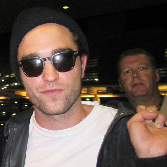 Robert Pattinson at LAX | Pictures