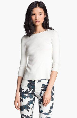Theyskens' Theory 'Kelaz Yat' V-Back Sweater