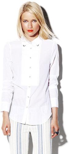 Tuxedo Western Shirt