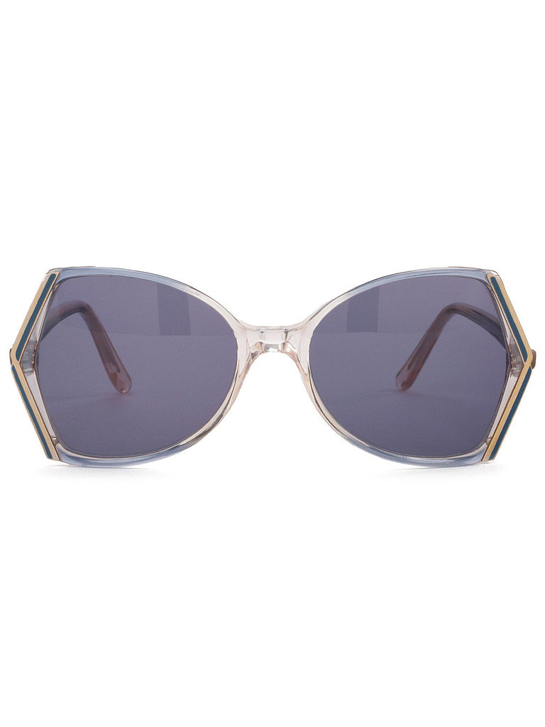 Step outside of the box with not-quite-round American Apparel frames ($40).