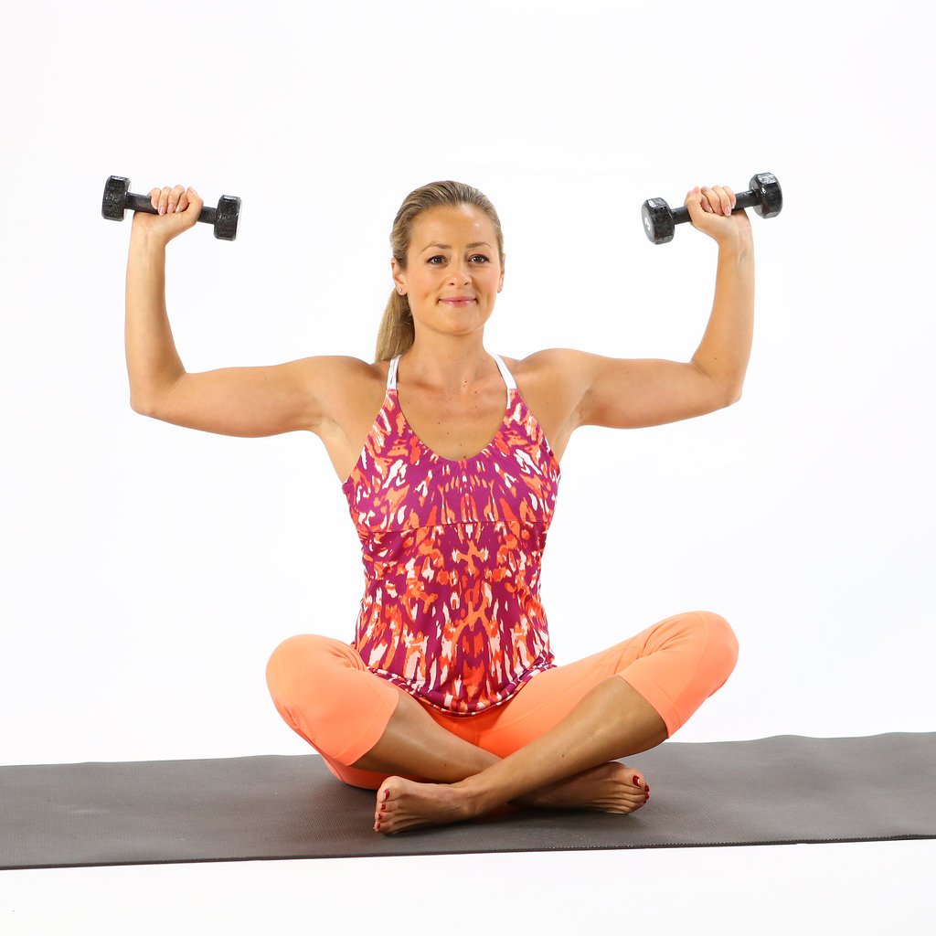 How to lose weight off arms and shoulders