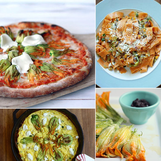 8 Stunning Recipes Starring Squash Blossoms