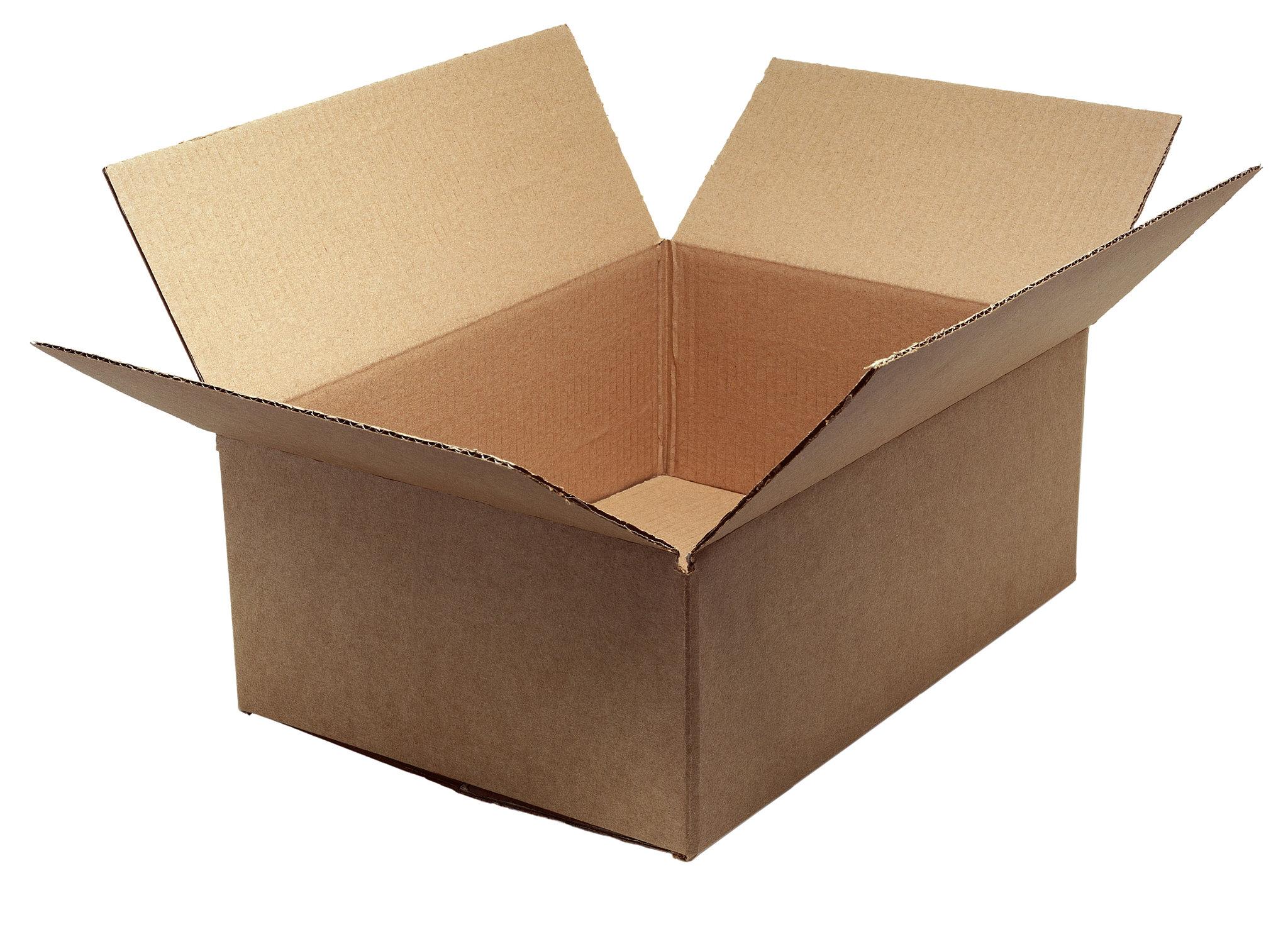 Have Fun With a Cardboard Box