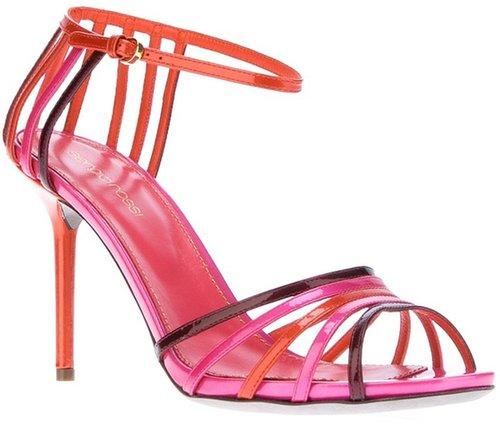 Sergio Rossi strappy sandal