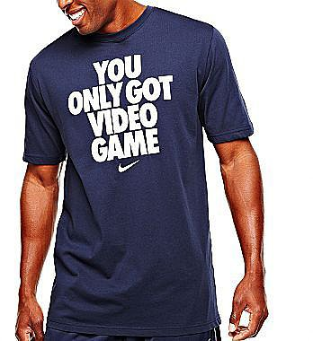 Nike® Got Video Game Tee – Big & Tall