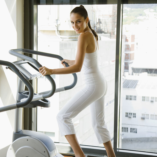 Interval Workout For Elliptical With Decreasing Recovery Periods
