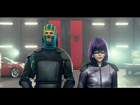 Kick-Ass 2 Extended Red Band Trailer