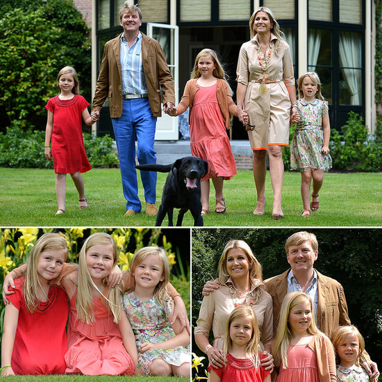 Pass the Time Until the Royal Baby Arrives With These Adorable Dutch Royals