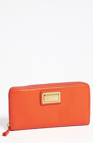 MARC BY MARC JACOBS 'Vertical Zippy' Leather Wallet | Nordstrom