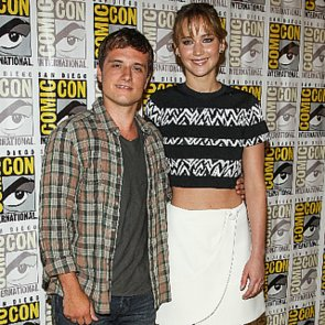 The Hunger Games Comic-Con Panel