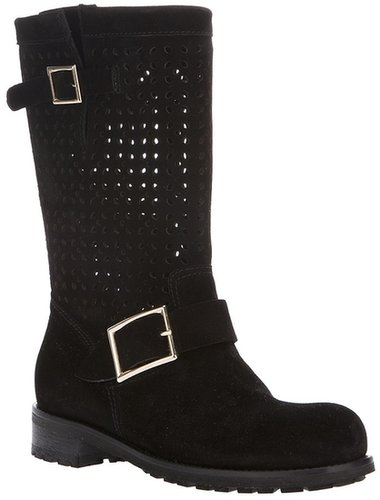 Jimmy Choo 'Biker' boot