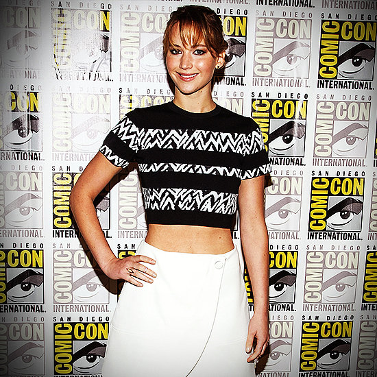 Best-Dressed Celebrities at Comic-Con 2013   Video
