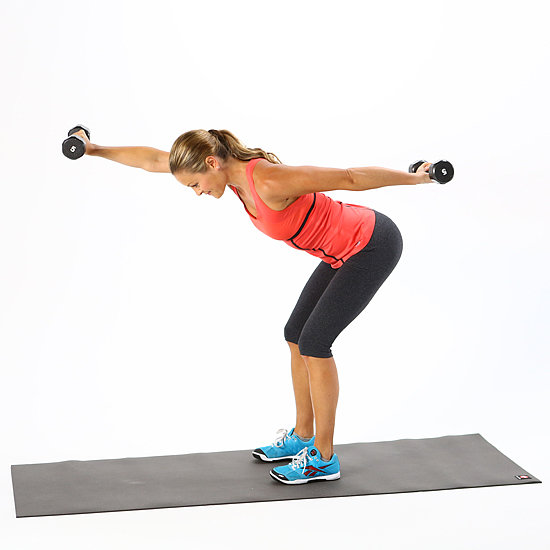 Pilates Boxing With Weights
