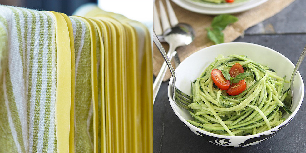 Skip the Boxed Spaghetti! 6 Ways to Mix Up Your Pasta