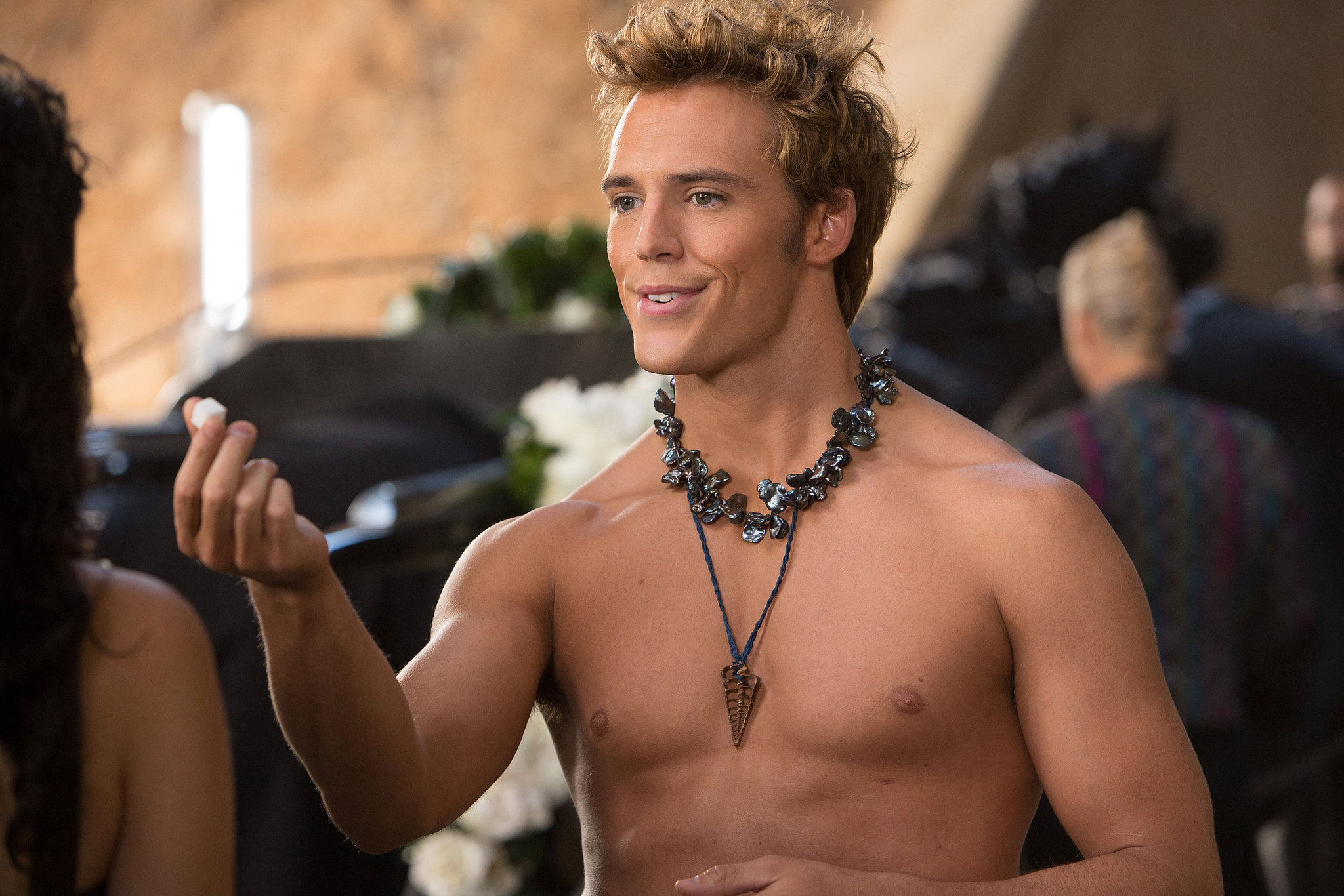 Sam Claflin, The Hunger Games: Catching Fire