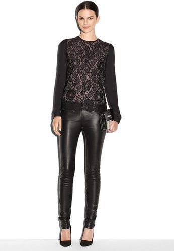 Blousant Sleeve Lace Top
