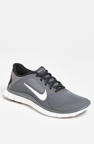 Nike 'Free 4.0 V3' Running Shoe (Men) Cool Grey/ White/ Anthracite 7 M