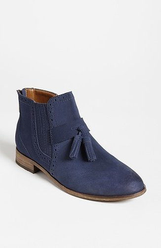 DV by Dolce Vita 'Camira' Boot (Online Only) Womens Navy Suede Size 8 M 8 M
