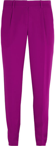 Diane von Furstenberg Jacques cady straight-leg pants