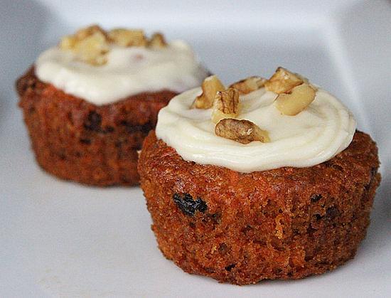 Vegan Cupcakes Take Over The World Carrot Cake