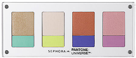 SEPHORA+PANTONE UNIVERSE Full Spectra Eyeshadow Palette