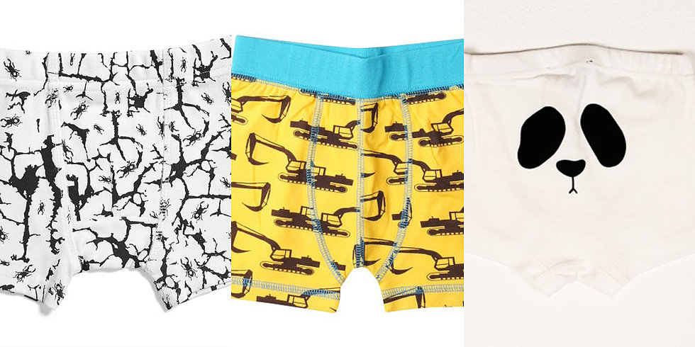 The Cutest Undies For Hip Little Gents