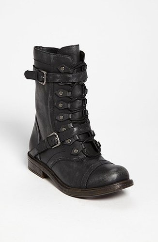 ZIGIgirl 'Tactical' Boot (Online Only) Womens Black Size 5 M 5 M