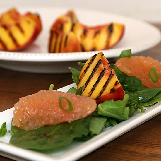 Savory Peach Recipes