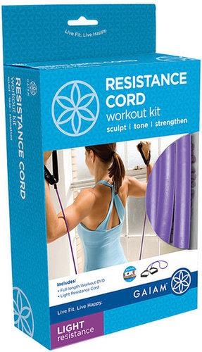 Gaiam Resistance Cord Kit - Light Resistance