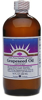 Heritage Store Grapeseed Oil
