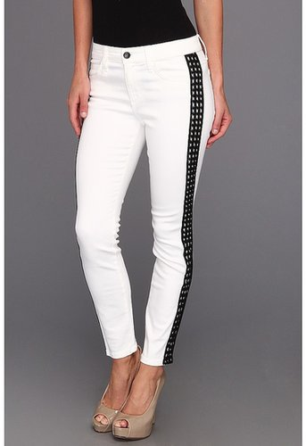 Joe's Jeans - Diamond Tux Skinny Ankle (White) - Apparel