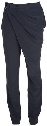Avhash By Anne Valérie Hash Wrap trouser