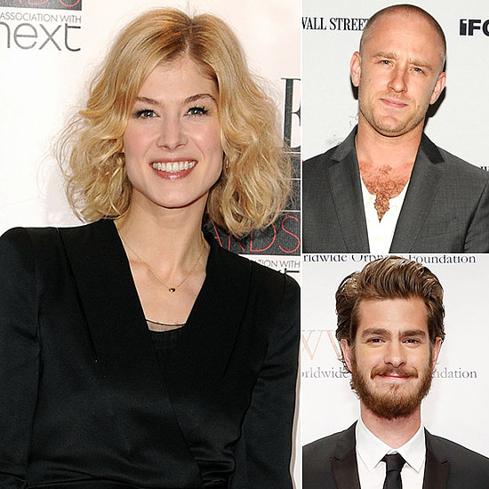 Rosamund Pike Is Gone Girl, Ben Foster Will Play Lance Armstrong, and More of the Week's Casting News